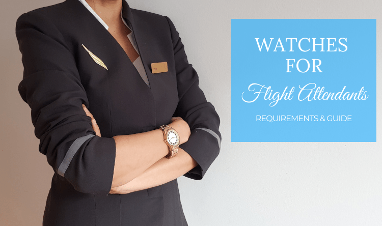 flight attendant watch
