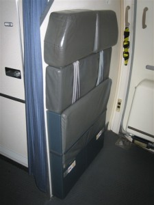 jumpseats airplane