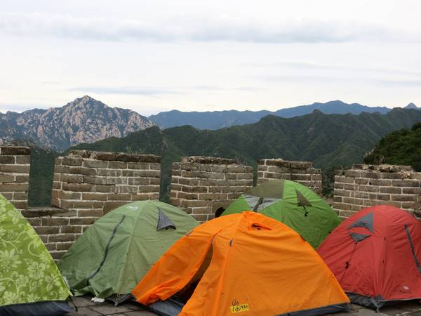 great wall tents