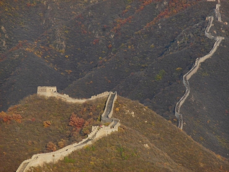 huanghuancheng great wall