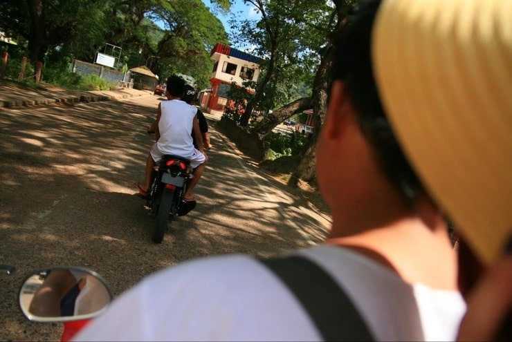 scooter rental in the philippines