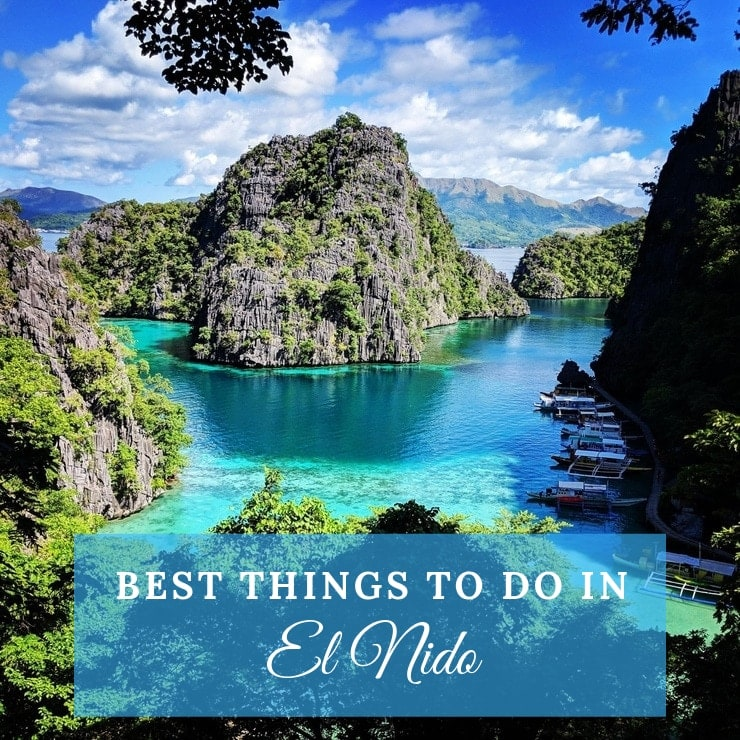 best things to do in el nido