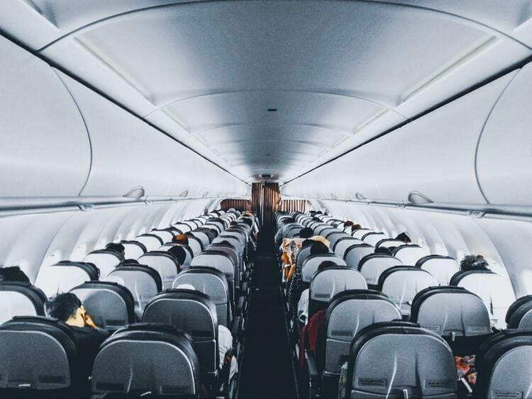 causes of fear of flying