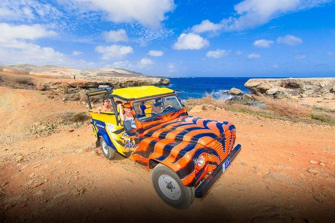 aruba jeep safari
