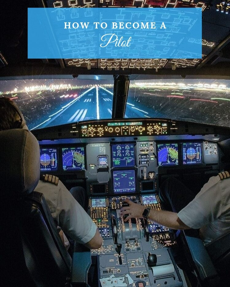 Guide How to Become a Successful Pilot (Career Path)