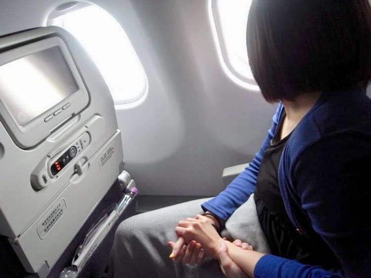 overcoming fear of flying tips