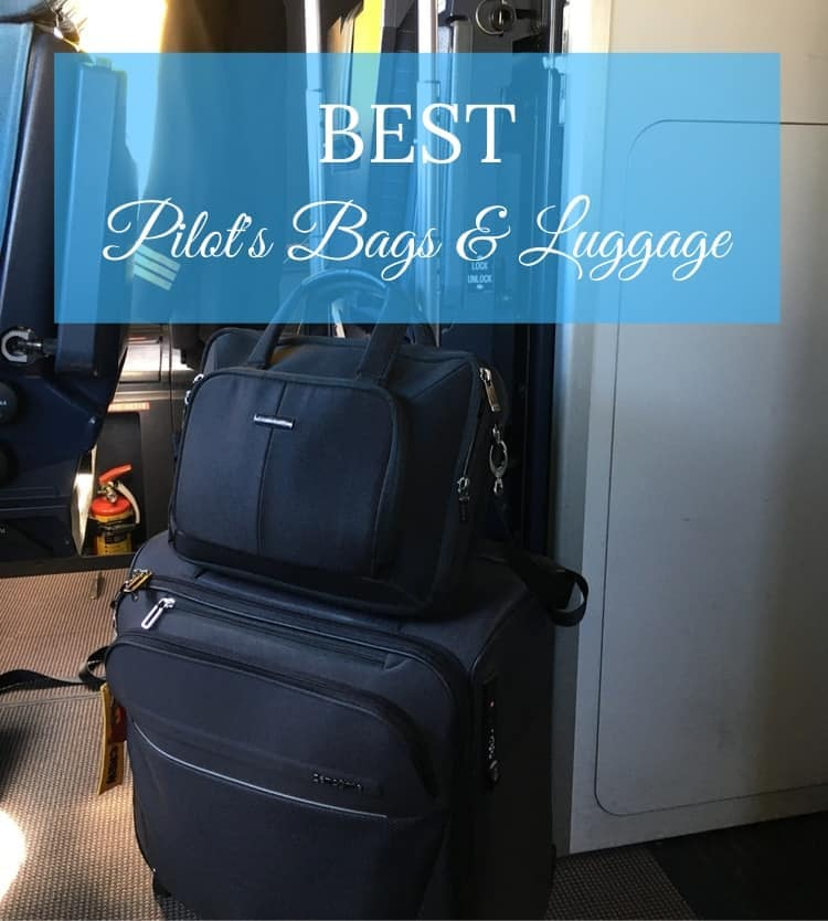 pilot bags and luggage