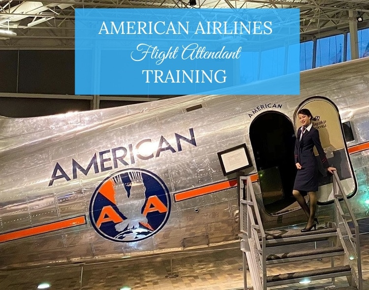 amercian airlines flight attendant training