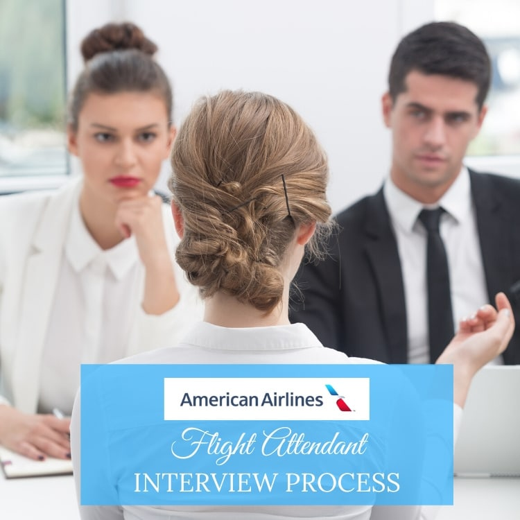 aa flight attendant interview process