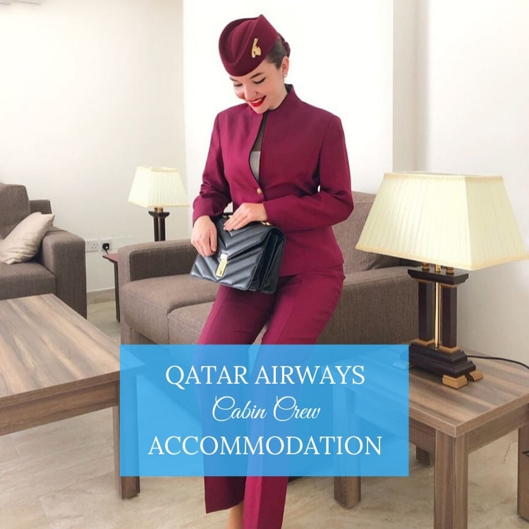 accommodation qatar cabin crew