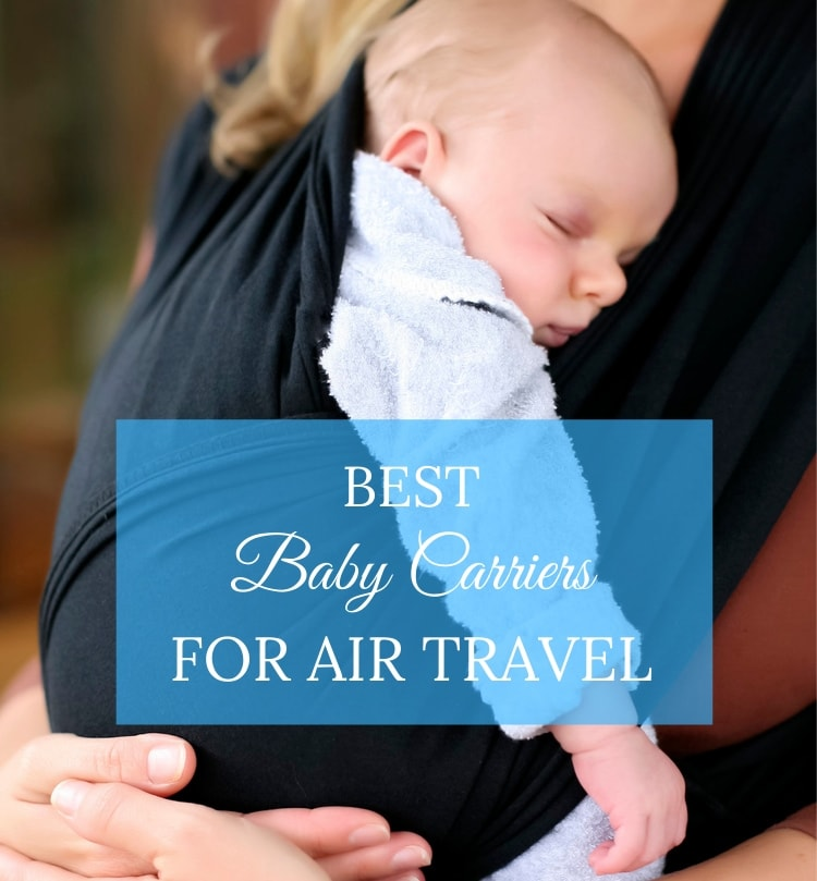 baby carriers for air travel