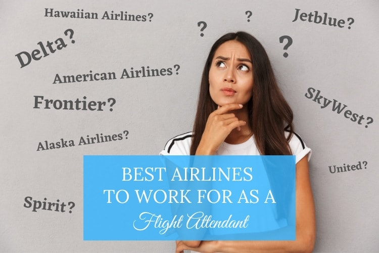 best airlines for flight attendant towork for