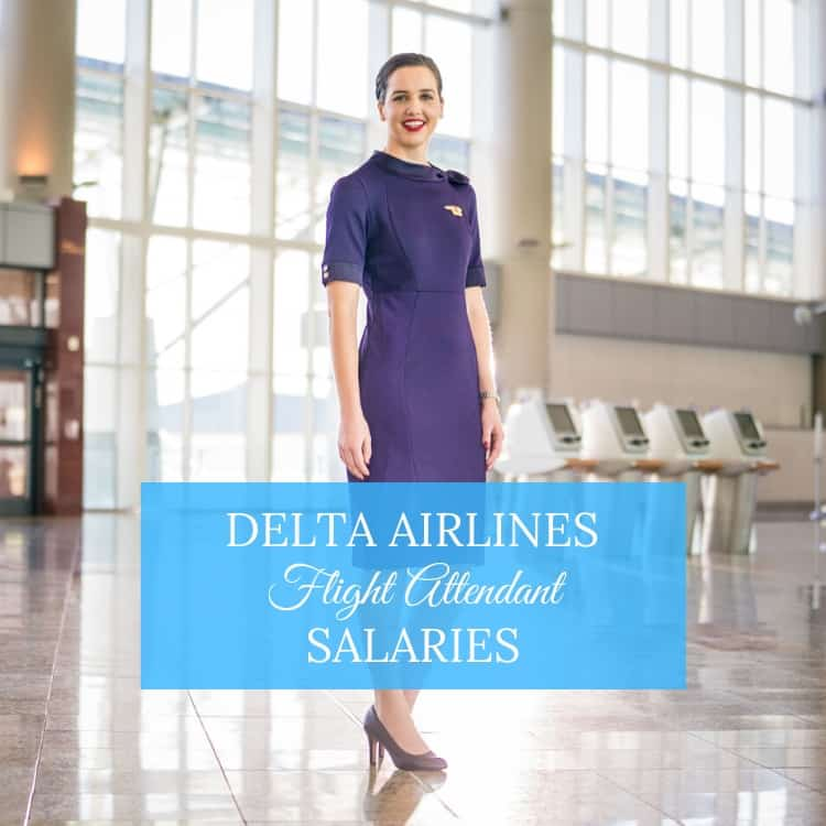 delta flight attendant salaries