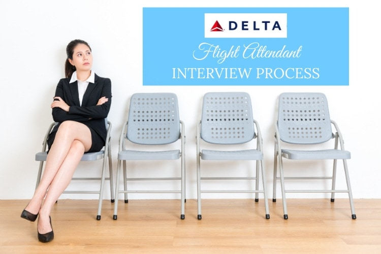 delta flight attendant interview process
