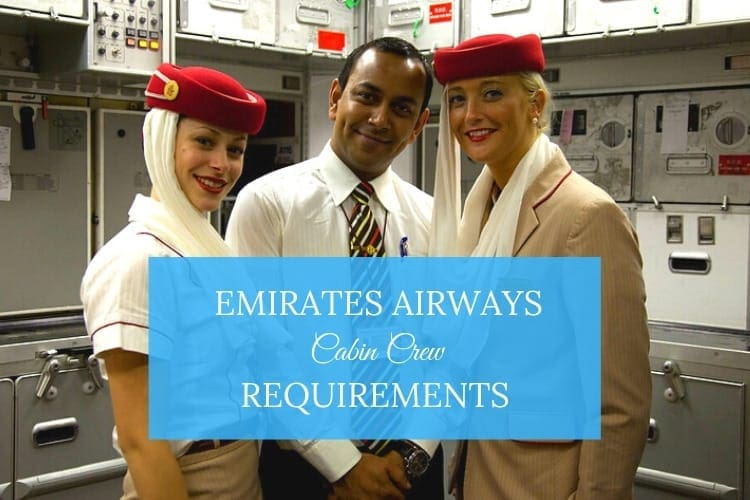 emirates cabin crew requirements