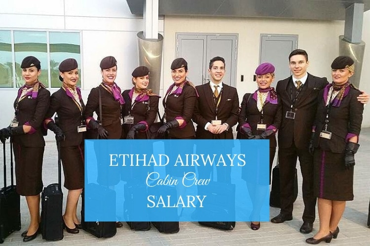 etihad airways cabin crew salary
