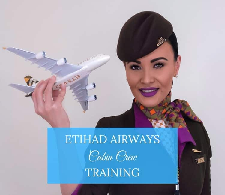 etihad cabin crew training