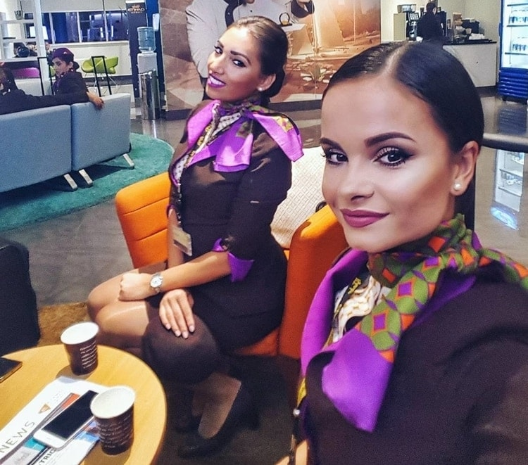 etihad crew briefing center