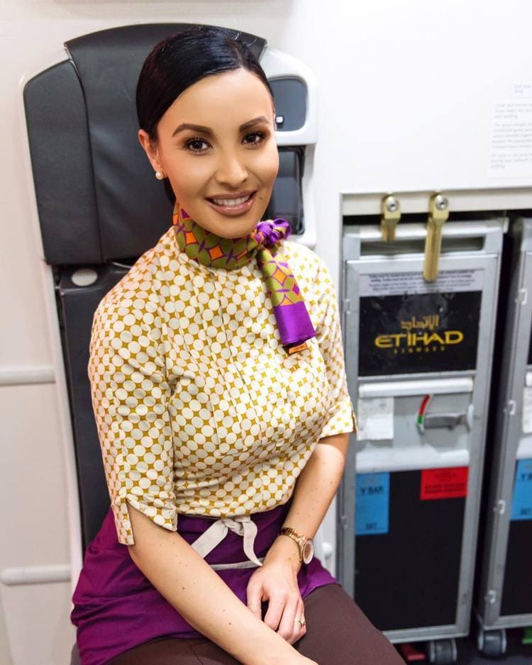 etihad uniform