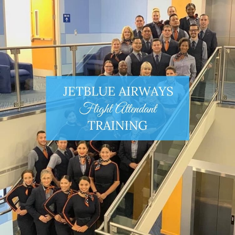 jetblue flight attendant training