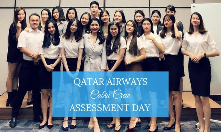 qatar airways assessment day