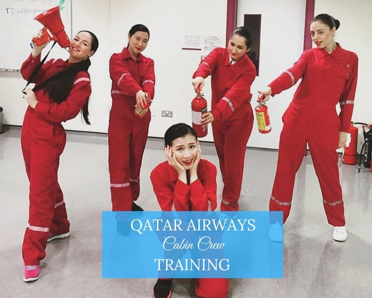 qatar cabin crew training