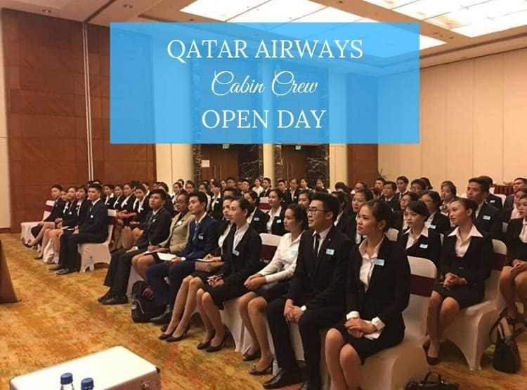 qatar airways open day