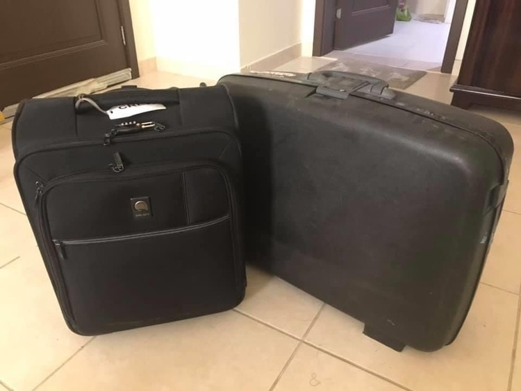 qatar luggage