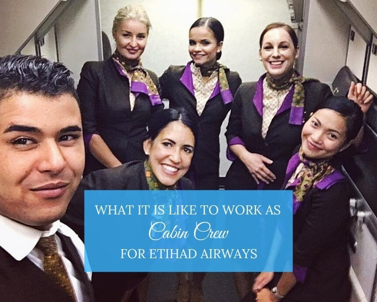 working for etihad