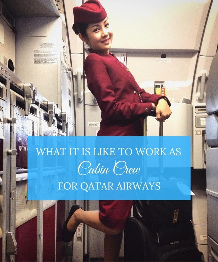 working for qatar airways